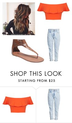 """""""Untitled #9995"""" by iamdreamchaser ❤ liked on Polyvore featuring Miss Selfridge, H&M, Wet Seal, women's clothing, women, female, woman, misses and juniors"""