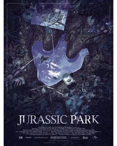 Get a load of some new Indiana Jones trilogy prints by Karl Fitzgerald, as well as a variety of Jurassic Park goodies available from Mondo. New Jurassic Park, Jurassic Park Trilogy, Jurassic Park Poster, Jurassic Movies, Jurrassic Park, Park Art, Michael Crichton, Culture Pop, Geek Culture