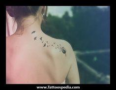Dove%20Dandelion%20Tattoo%201 Dove Dandelion Tattoo