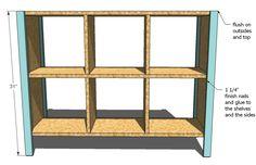 6 Cube Organizer, Cube Storage, Organizers, Cube Furniture, Diy Furniture Plans, Bookcase Organization, Diy Organization, Woodworking Projects Diy, Pallet Projects
