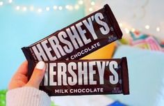 Hershey's chocolate is THE Tumblr Food, My Tumblr, Hershey Chocolate Bar, Chocolate Sweets, Tumblr Quality, Dont Kill My Vibe, Tumblr Photography, Junk Food, Food Pictures