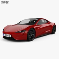 Buy Tesla Roadster 2020 by on The model was created on real car base. Elon Musk Car, Elon Musk Tesla, City Skylines Game, Car 3d Model, Tesla Roadster, Tesla Motors, Car Photos, Motor Car, Luxury Cars