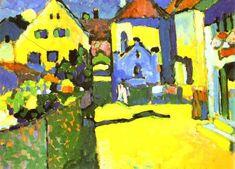 Wassily Kandinsky, (1906) - Google Search