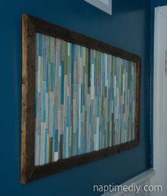 wood stick wall art 10