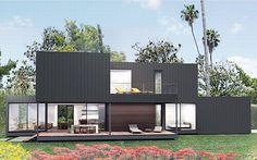 New Skyline Homes by Marmol Radziner Prefab and Dwell