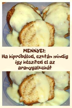 Hungarian Desserts, Hungarian Recipes, Cake Recipes, Dessert Recipes, Good Food, Yummy Food, Paleo, Biscotti, Food And Drink