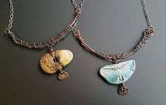 Love My Art Jewelry: Evolution and a WILD WILD GIVEAWAY