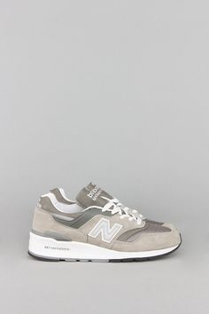 buy online 29218 acdae New balance m997gy2 made in usa grey white