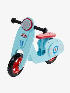 Draisienne scooter - Multicolore - 1