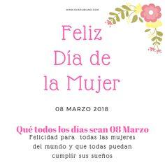 Poder cumplir sueños debe ser un derecho para todos.  Feliz día a todas la mujeres.  #felizdiadelamujer2018 #felizmiercoles