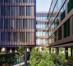 Yidian Office Complex © Luc Boegly