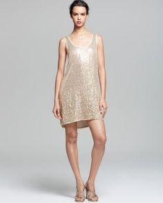 c8839b83d3 Diane Von Furstenberg Tank Dress Pellina Sequin Diane Von Furstenberg  Dress