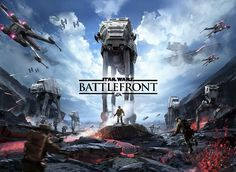 'Star Wars: Battlefront' Trailer Breaks the Boredom - http://www.entertainmentbuddha.com/star-wars-battlefront-trailer-breaks-the-boredom/