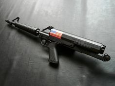 MGC Calico M1000 Gas (with 1000 rounds magazine), airsoft