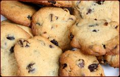 An apple, oat, and raisin cookie even better than grandma used to make!