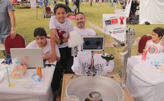 World Maker Faire New York—September 22 & 2018 The Big Hero, Maker Faire, Interactive Art, Robotics, All The Way, Cotton Candy, Inventions, Egypt