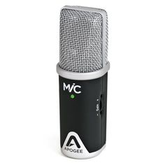 Apogee MiC 96k Professional Quality Microphone for iPad, iPhone, and Mac - http://www.discountbazaaronline.com/apogee-mic-96k-professional-quality-microphone-for-ipad-iphone-and-mac/