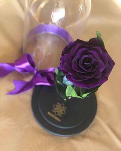 Purple sensation 💜 #bloomeria #welcometotheworldofflowers #purple Preserved Roses, Purple, Instagram, Purple Stuff