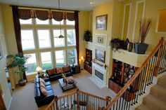 The Chadwicke Model Home (NOW FOR SALE) in Hadden Hall at McKay's Mill in Franklin, TN - $600,000