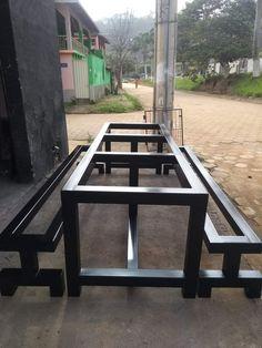 Outdoor Tables, Outdoor Decor, Outdoor Furniture, Home Decor, Mesas, Interior Design, Home Interior Design, Yard Furniture, Garden Furniture