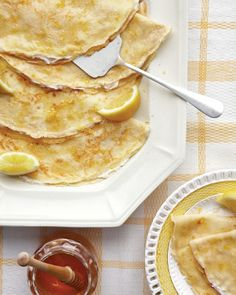 Crepe Basics - Once you catch the hang of it, the world of crepes is yours. They can inspire a fancy finish to a formal dinner party or the most casual kitchen gathering where guests take turns making crepes, garnishing them however they like, and devouring them on the spot.