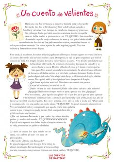 Un cuento de valientes | Libroseducativosinfantiles yjuveniles | Los Cuentos de Bastian