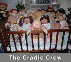 Vintage CPK's Vintage Dolls, Retro Vintage, Cabbage Dolls, Cabbage Patch Babies, Baby Dolls, Dolls Dolls, Baby Buggy, Hello Dolly, Bake Sale