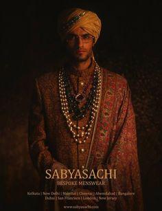 Sabyasachi Mukherjee - contemporary Indian designer