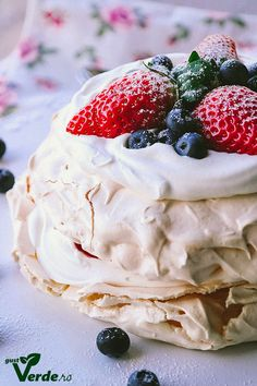 Sweets Recipes, Cake Recipes, Food Cakes, Pavlova, Cheesecakes, Caramel, Goodies, Food And Drink, Favorite Recipes
