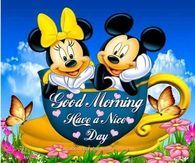 Good Morning, Have A Nice Day