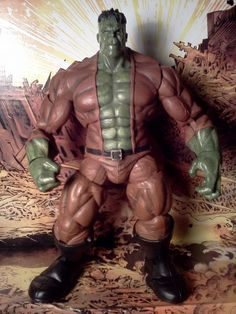 Professor Hulk (Marvel Legends) Custom Action Figure
