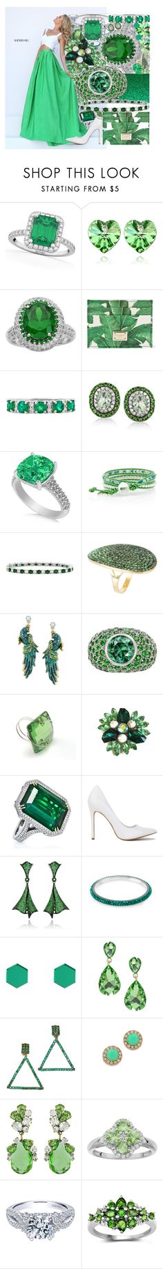 """Untitled #4221"" by brooke-evans12 ❤ liked on Polyvore featuring Sherri Hill, Allurez, Dolce&Gabbana, Effy Jewelry, Ross-Simons, Bling Jewelry, Latelita, Betsey Johnson, Wolf & Moon and Kate Spade"