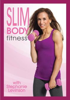 Slim Body Fitness is the ultimate fat burning, body sculpting DVD, courtesy of New York City trainer Stephanie Levinson, and contains eight innovative workouts #health #fitness #fit #TagsForLikes #TFLers #fitnessmodel #fitnessaddict #fitspo #workout #bodybuilding #cardio #gym #train #training #photooftheday #health #healthy #instahealth #healthychoices #active #strong #motivation #instagood #determination #lifestyle #diet #getfit #cleaneating #eatclean #exercise #fitnessfly #FitnessDVD