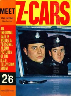 Z cars- proper tv cops - uk style- z victor 1 to BD . Believe it or not, that's a young Brian Blessed on the left. 1970s Childhood, My Childhood Memories, Great Tv Shows, Old Tv Shows, Uk Tv, Television Program, Vintage Tv, Classic Tv, My Memory