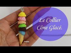 Tuto: Mon Collier Glacé. - YouTube