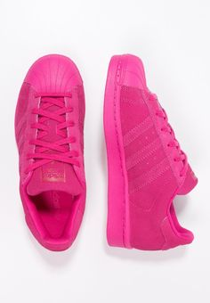 adidas Originals SUPERSTAR RT - Sneaker - pink - Zalando.de