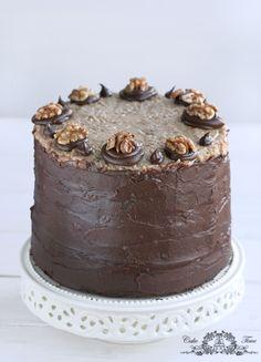 Brownie Tort