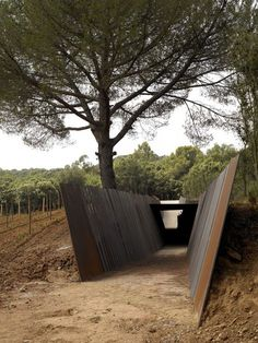 RCR Arquitectes || Bodegas Bell-lloc (Palamós, España) || 2007