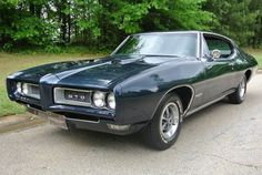 1968 Pontiac GTO Hardtop