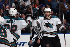 Brent Burns gets game winning goal in OT, 10/29/11 - i love my Burnsie! wish he still played for the wild though