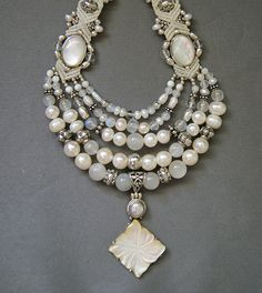 Isha Elafi Nomadic Knotwork Necklace
