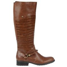 LifeStride Women's X-Harness 2- Wide Calf Boot