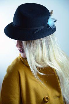 Winter Sale  Felt Hat For Men & Women Felt hat  by JustineHats >> Winter Sale Hats Only