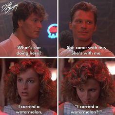 Dirty Dancing, I Carried A Watermelon, Dance, Twitter, Dancing