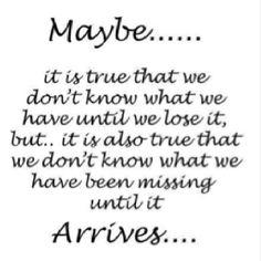 sweet saying...