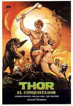 Thor - Der unbesiegbare Barbar filmposter