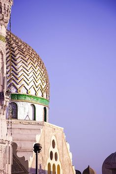 Mosque of Sayeda Zainab