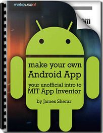 Make your own Android App. MIT's App Inventor is the easiest way to learn how to make an Android app, but if you don't know how to get started our latest guide can help. Best Android, Free Android, Android Apps, Android Tricks, Android Watch, Computer Books, Computer Science, Computer Coding, Ios