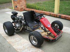 Pin Fotos De Kart Cross Motor Cg 125 Santo Andr