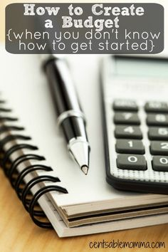 How to Create a Budget {when you don't know how to get started} If you're not sure where to get started with creating your first monthly budget, check out these 6 tips for how to budget for beginners. Making A Budget, Create A Budget, Making Ideas, Budget Help, Budget Binder, Monthly Budget, Budget Tracking, Budgeting Finances, Budgeting Tips